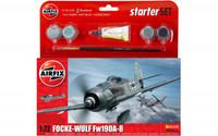 Airfix A55110 Focke Wulf 190A-8 Starter Set 1:72 Scale Model Kit