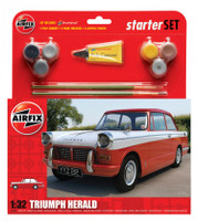 Airfix A55201 Triumph Herald Starter Set 1:32 Scale Model Kit
