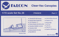 Falcon Clearvax Set 26