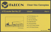 Falcon Clearvax Set 27