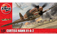 Airfix A01003 Curtiss Hawk 81-A-2 1:72 Scale Model Kit