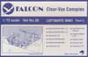 Falcon Clearvax Set 28