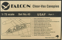 Falcon Clearvax Set 43