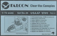 Falcon Clearvax Set 46