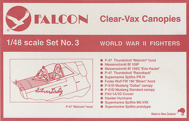 Falcon Clearvax Set 3