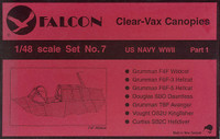 Falcon Clearvax Set 7