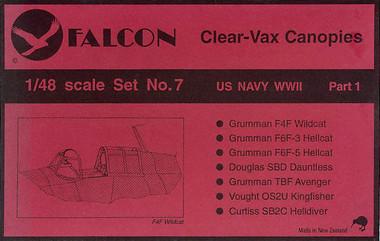 Falcon Clearvax Set 7