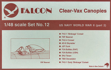 Falcon Clearvax Set 12