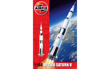 Airfix A11170 Apollo Saturn V 1:144 Scale Model Kit