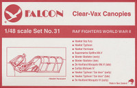 Falcon Clearvax Set 31