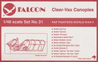 Falcon Clearvax Set 31