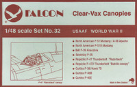 Falcon Clearvax Set 32