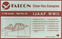 Falcon Clearvax Set 34
