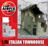 Airfix A75014 Italian Townhouse 1:76 Scale Model Kit