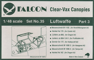 Falcon Clearvax Set 35