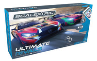 Scalextric C1356F ARC One Scalextric Ultimate Rivals Set - Mercedes AMG GT3 / BMW Z4 GT3 1:32 ARC One Slot Car Race Ready Set