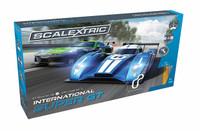 Scalextric C1369 International Super GT 1:32 Analogue Slot Car Race Ready Set