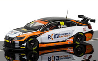Scalextric C3737 BTCC VW Passat (Jason Plato) 1:32 slot car