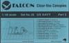Falcon Clearvax Set 39