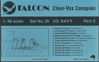 Falcon Clearvax Set 39