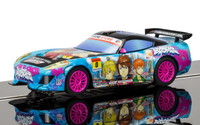 Scalextric C3838 Team GT Sunrise (Anime) 1:32 slot car