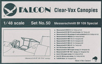 Falcon Clearvax Set 50