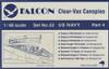 Falcon Clearvax Set 53
