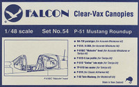 Falcon Clearvax Set 54