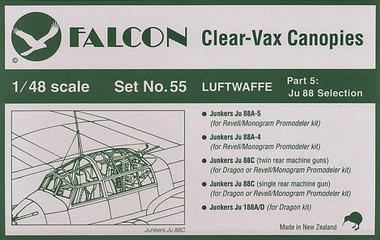 Falcon Clearvax Set 55