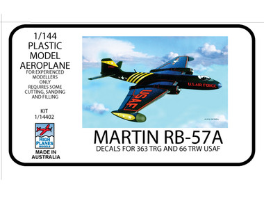 High Planes Models Martin RB-57A