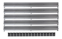 Scalextric C8212 Barrier/Clips Pack Slot Car Accessories 1:32