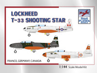 High Planes Lockheed T-33 Shooting Star