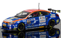 Scalextric C3736 MG6 BTCC Triple Eight Racing No.31 Slot Car 1:32 Scale