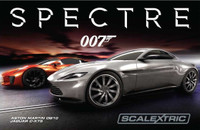 Scalextric C1336 James Bond Spectre Slot Car Race Ready Set
