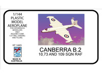 High Planes EE Canberra B2 RAF  Kit 1:144
