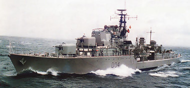 OzMods Scale Models 1/600 HMAS Voyager Kit 1:600 (OZK6002B)