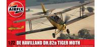 Airfix de Havilland Tiger moth 1:72 Scale Model Kit