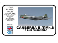 High Planes EE Canberra BI Mk 8 RAF Kit 1:144