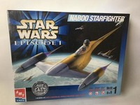 AMT/ERTL 30130 Star Wars Episode I Naboo Starfighter