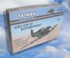 Tasman TM109 CAC CA-12 Boomerang 1:72 Scale Model Kit