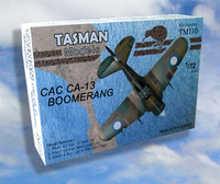 Tasman TM110 CAC CA-13 Boomerang 1:72 Scale Model Kit