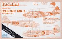 Tasman TM113 Airspeed Oxford Mk.II 1:72 Scale Model Kit