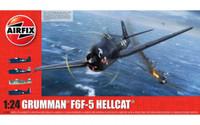 Airfix A19004 Grumman F6F-5 Helicat 1:24 scale