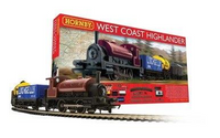 Hornby R1157 West Coast Highlander Train Set OO Gauge