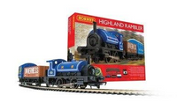 Hornby R1220 Highland Rambler Train Set 00 Gauge