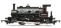 Hornby, R3064 RailRoad BR Class 264 'Pug', 0-4-0ST, 56025 'Smokey Joe' - Era 4/5 00 GAUGE Model Railways