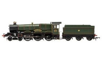 Hornby R3454 GWR, Castle Class, 4-6-0, 5076 'Drysllwyn Castle' - Era 3 Model Railways 00 Gauge