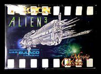 Halcyon HAL12 ALIEN 3 Deep Space Military Transport U.S.S. Sulaco 1:2400 Scale