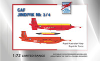 High Planes GAF Jindivik Mk 3/4 Drone