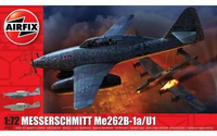 Airfix A04062 Messerschmitt Me262B-1a/U1 1:72 Scale Model Kit